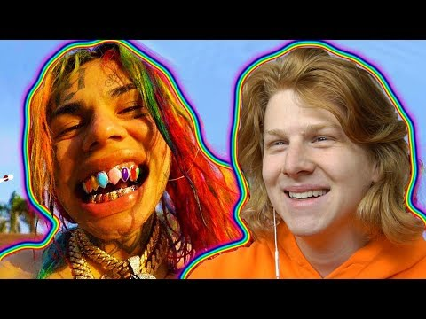 HE SWITCHED UP.. 6IX9INE