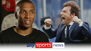 Ashley Young: I was right to choose Antonio Conte's Inter Milan over Manchester United