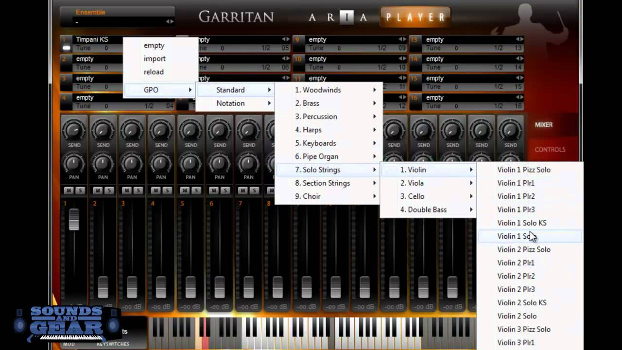 garritan personal orchestra 4 review by soundsandgear youtube. Black Bedroom Furniture Sets. Home Design Ideas