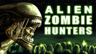ALIEN ZOMBIE HUNTERS ★ Left 4 Dead 2 Mod (L4D2 Zombie Games)