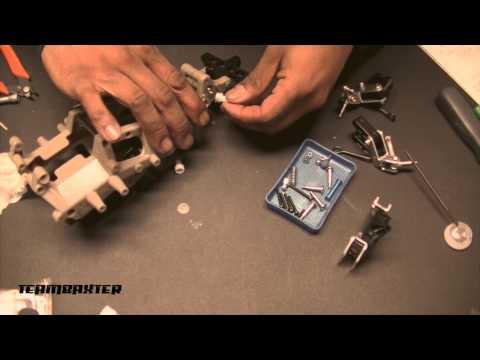 Tamiya Subaru Brat Kit Build: 2 - Front Suspension
