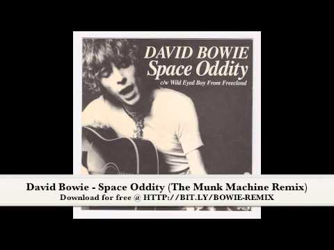 David Bowie - Space Oddity (Munk Machine Remix)