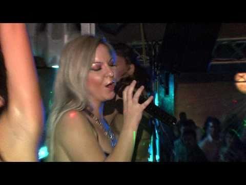Alessia - Boro Na Sou Po @ NRG! Club [Orastie, HD] (25.09.2010)