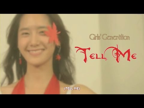 Girls' Generation - Tell Me