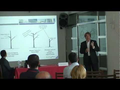 Conferencia de Neill Collen en Ubrique