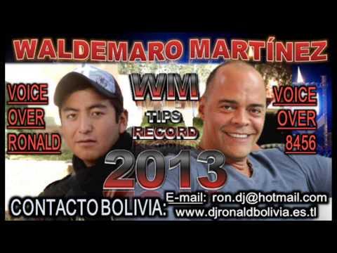 WALDEMARO MARTINEZ 2013  DJ RONALD 2013