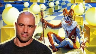 Joe Rogan talks about DMT and meeting Jesters in Hyperspace