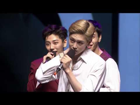 [ENG SUB] JBJ BOF Fanmeet - Sanggyun, Hyunbin, Donghan Fan Phonecall