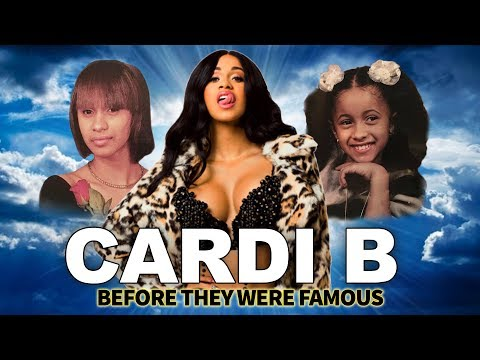 Cardi B | Before They Were Famous | EPIC Biography from 0 to now