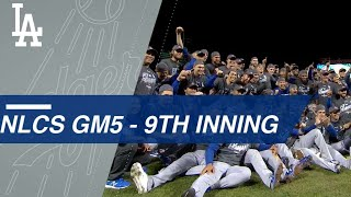 Watch the full 9th inning of NLCS Game 5