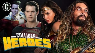 Aquaman and the Future of the DC Universe - Heroes