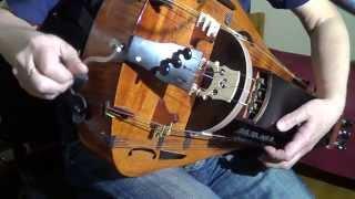 Andrey Vinogradov (hurdy-gurdy) - Romantic Prelude for Hurdy-Gurdy