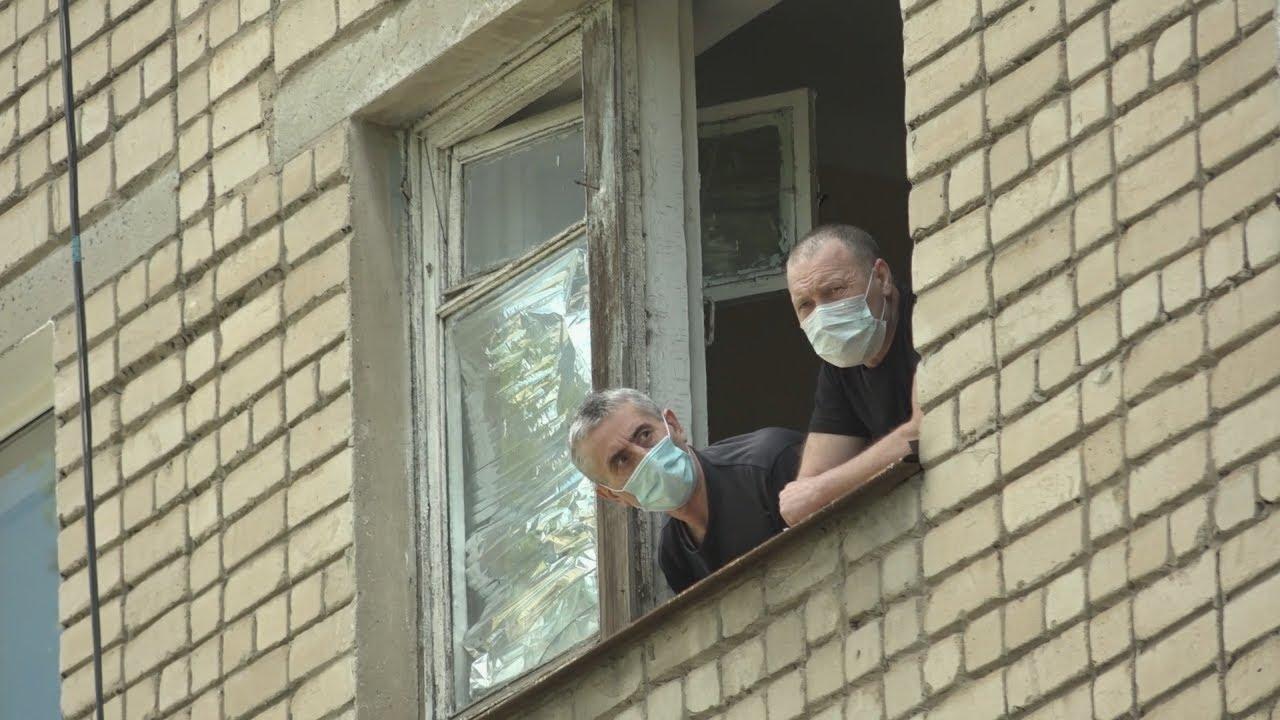 Ростовские вахтовики протестуют против карантина