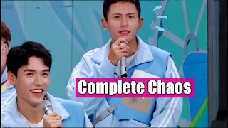 [ENG SUB] Why Zhang Zhehan and Gong Jun are Chaos Together PT1