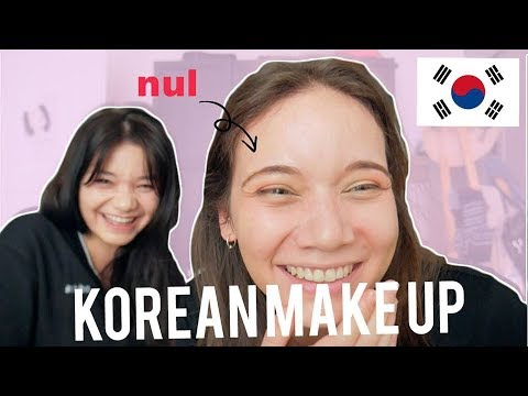 ON A TENTÉ UN KOREAN MAKE UP