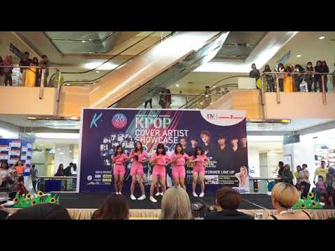 [171126] GFRIEND - Intro, Love Whisper, Summer Rain Dance Cover by Auralize at KCIRCLE