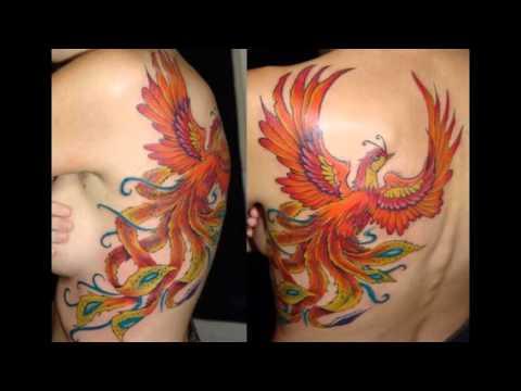 Tattoo Ave Fenix Videomovilescom