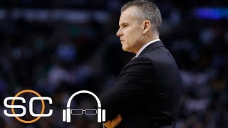 Tim Legler: Thunder lost to Celtics because of decision made in third quarter   SC with SVP   ESPN