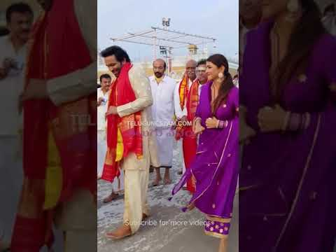 Vishnu teases Manchu Lakshmi in presence of Mohan Babu, gets violent reaction from her