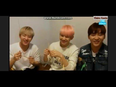 Seventeen imitating Bigbang