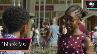 Diane Brings The Shade to Disney World - black-ish