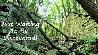 History Just Waiting To Be discovered! ~ Exploring Gold Mine Run