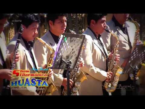 CAJAMARQUINA Banda Show Filarmónica Huasta