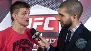 UFC 160: Mike Pyle Interview