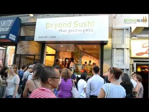 Beyond Sushi NYC Japanese Vegan Restaurant Union Square