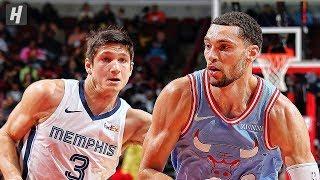 Memphis Grizzlies vs Chicago Bulls - Full Game Highlights | December 4, 2019 | 2019-20 NBA Season