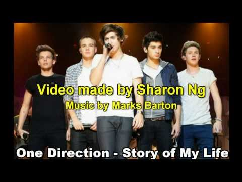 Baixar One Direction - Story Of My Life Karaoke (With Lyrics)