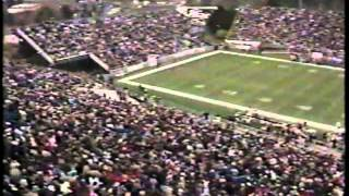 1992 Egg Bowl   OleMiss 17 vs MSU 10
