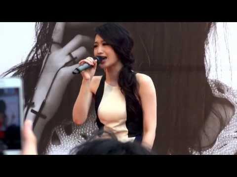 20130420 [台北簽唱會] 朱俐靜 - 一千萬次的淚水