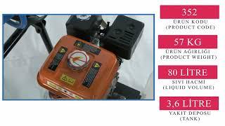 Huniper Spraying Machine