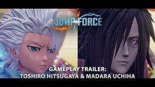 Madara and Hitsugaya DLC Trailer preview image