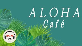 Hawaiian Guitar Cafe Music - Peaceful Music - Relaxing Music For Work & Study
