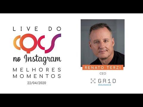 Imagem post: Digitalização, mudanças e oportunidades. Confira os melhores momentos com Renato Terzi