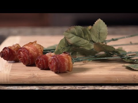"The National Pork Board is encouraging Americans to share their #PorkLUV – and there's no better way to spread the love than with a flower with some real power; a bacon rose. Check out the ""A Rose for Your Bros"" video which celebrates bromances - the perfect reason for a bacon bouquet."