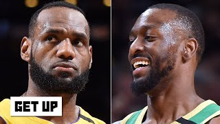 Kemba Walker beats LeBron for the first time in 29 tries | Get Up