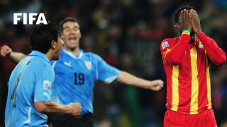 Uruguay v Ghana (South Africa 2010) | FIFA World Cup | Full Match