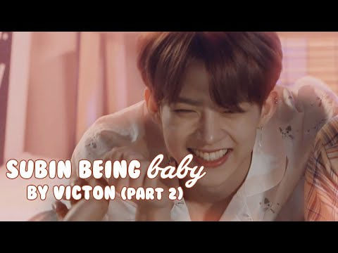 Subin being baby by VICTON part 2