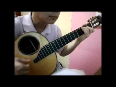 情人的眼淚, 蔡琴 - 古典吉他獨奏