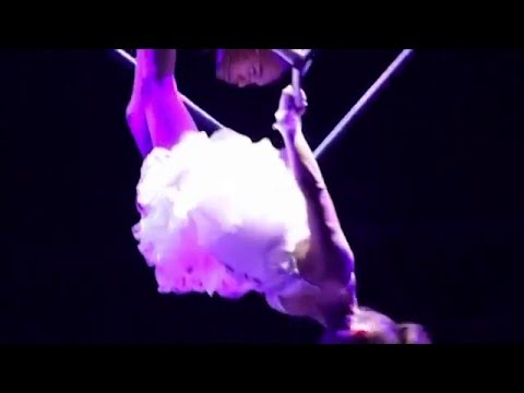 Between Heaven & Earth Aerial Act Aum Event