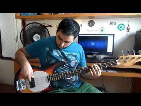 Sonata Arctica - San Sebastian (Bass Cover)