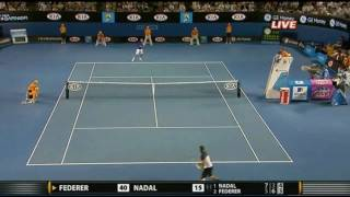 Roger Federer -- Australian Open 2010 Preview HD