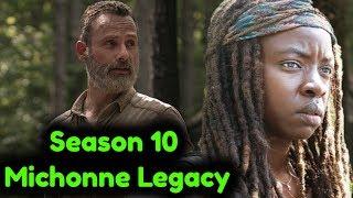 The Walking Dead Season 10 'Michonne's Final Season Legacy' Teaser Breakdown!