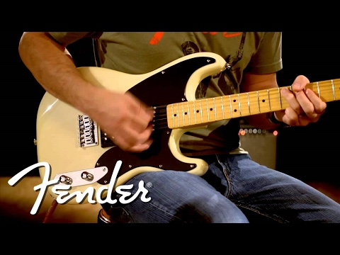 NEW Squier '51 Demo