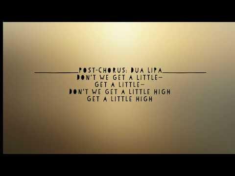 Whethan & Dua Lipa - High (Lyrics)