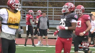 Utes arrive in San Antonio for Valero Alamo Bowl