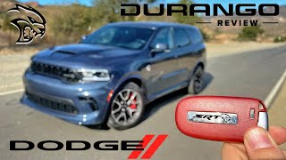 The 180-MPH Dodge Durango SRT Hellcat is an Absurdly Awesome Family SUV (In-Depth Review)